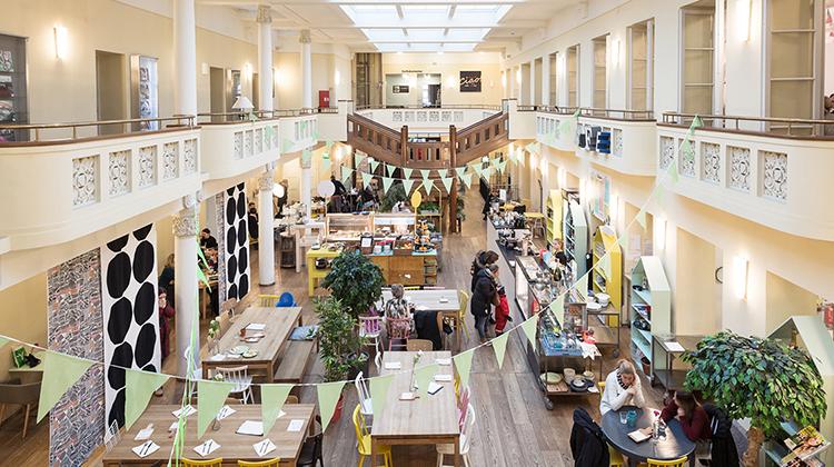 Häät Helsinki - Cafe Köket