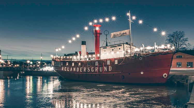 Häät Helsinki - Laiva