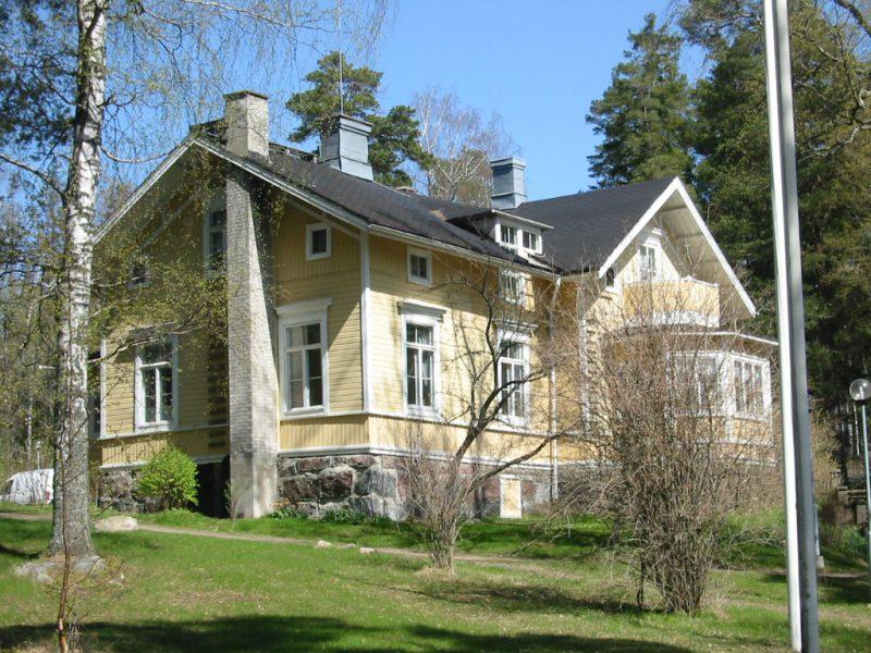 Juhlatila Helsinki - Villa Furuvik