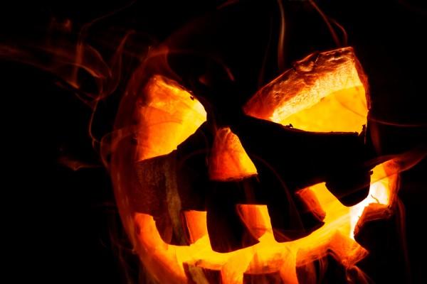 Halloween pienellä budjetilla
