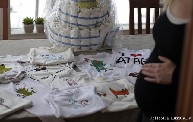 babyshowervaippakakkukalliolla