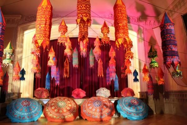 Bollywood-juhlat - kaikille aisteille!