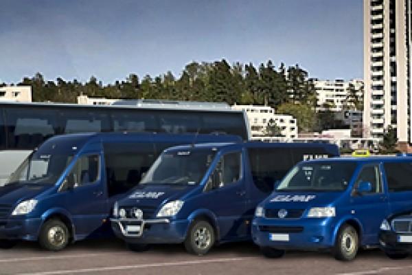 Laaja valikoima henkilö- ja pikkubusseja!
