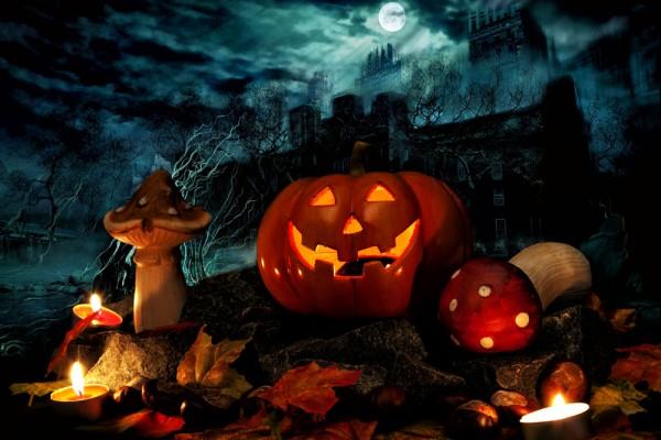 Halloween - karkki vai kepponen?