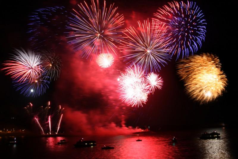 uuden vuoden juhlat