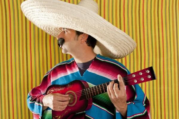 Meksiko -teemajuhlat
