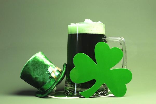 Saint Patrick's Day bileet